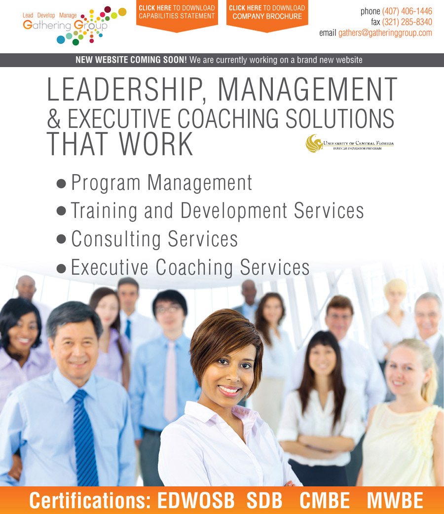 Gathering Group Leadership, management & executive coaching solutions